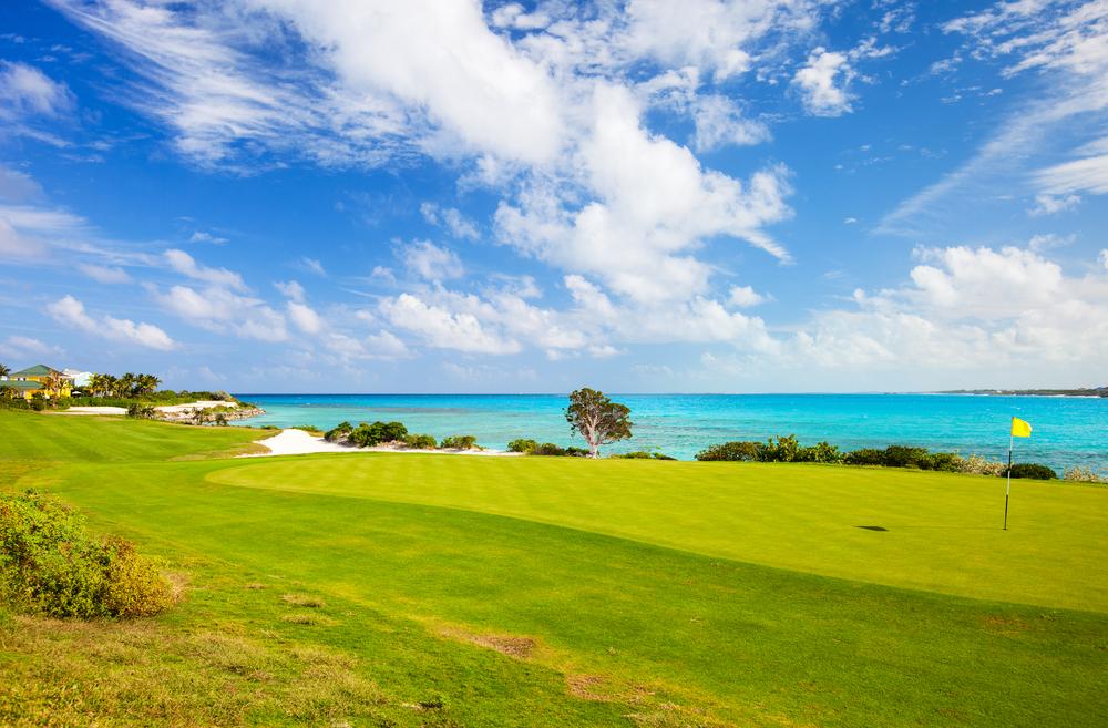paradise island golf courses