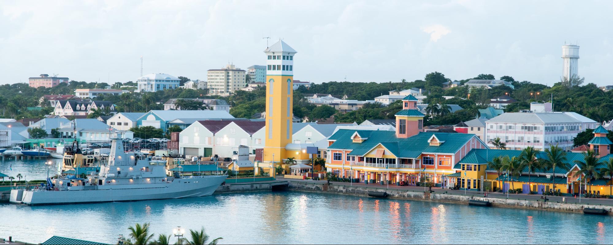 Downtown Nassau