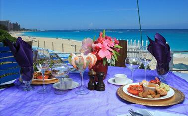 A photo of a Paradise Island restaurant that serves Bahamian cuisine.